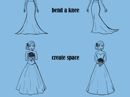 3 super simple posing tips for brides