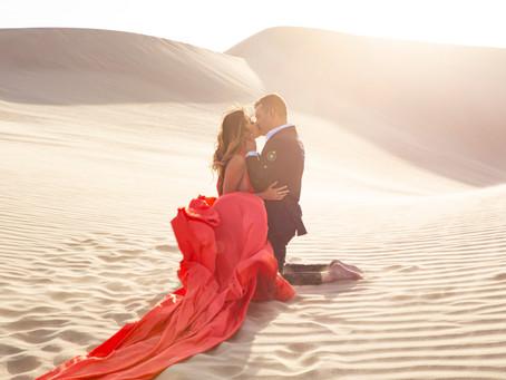 drama at the dunes