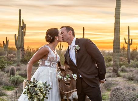 Arizona Weddings Cover Contest!