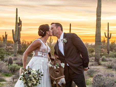 Arizona Weddings Cover Contest!