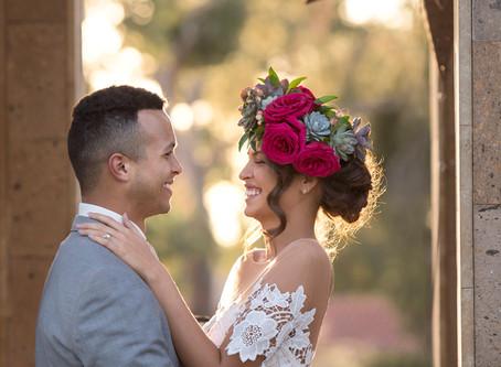unique wedding details