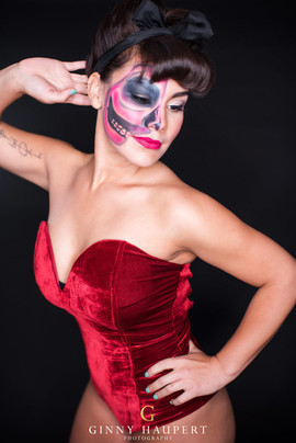 Pinup Glam Gore