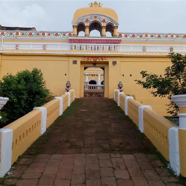 Dhenkanal Palace