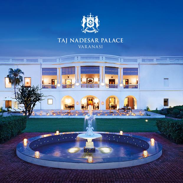 Taj Nadesar Palace, Varanasi