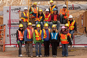 Build Day Experience Genworth Canada