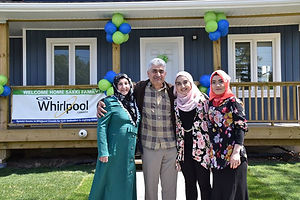 Habitat for Humanity Family
