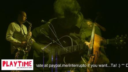 Playtime with Martin Kershaw, Graeme Stephen & Mario Caribè