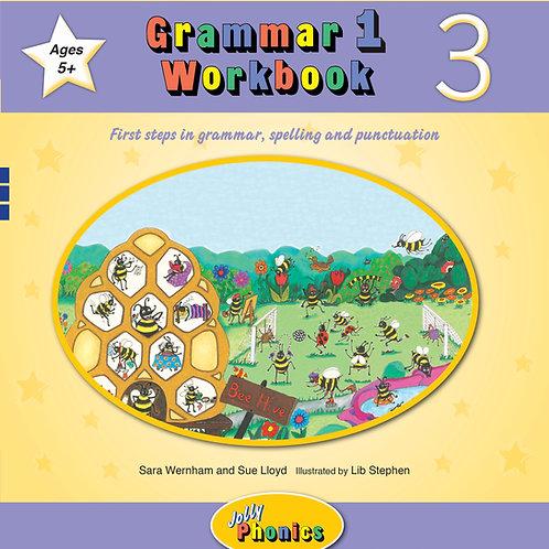 Grammar 1 Workbook 3 (in print)/グラマー1ワークブック3( in print)