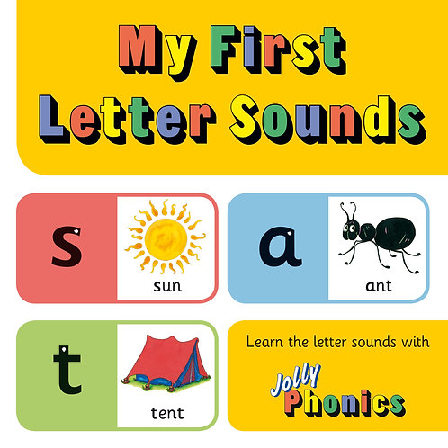 My First Letter Sounds (US/ in print) : 取り寄せ中