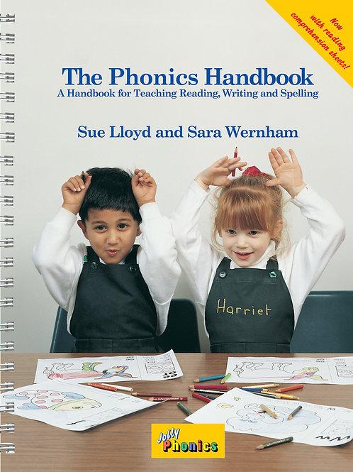 Jolly Phonics Handbook (US/ in print letters)