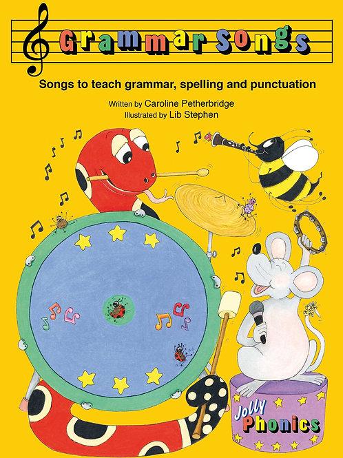 Grammar Songs/グラマーソングス