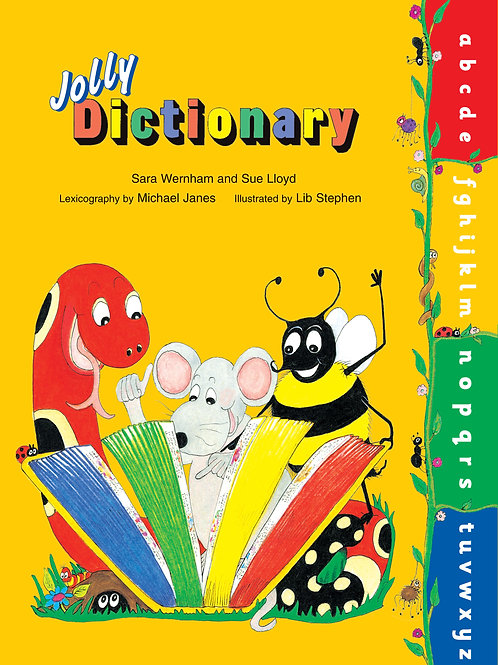 Jolly Dictionary Paperback Edition(in print)/ジョリーディクショナリー (ペーパーカバー in print)