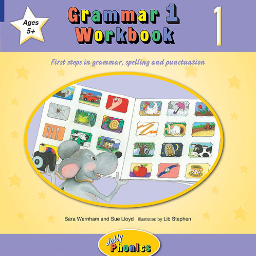 Grammar 1 Workbook 1 (in print )/グラマーワークブック1( in print)