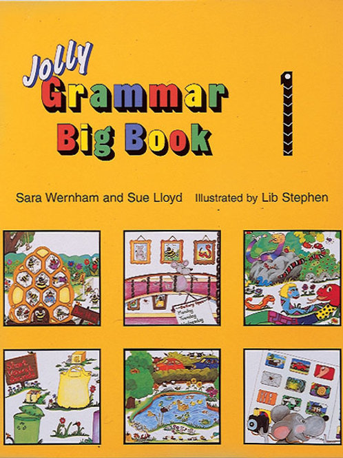 The Grammar 1 Big Book /グラマー1ビックブック