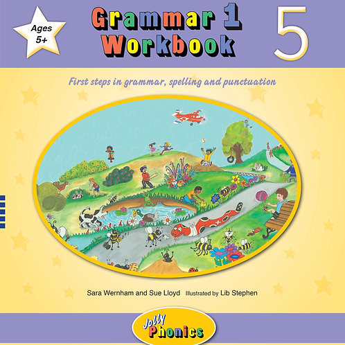 Grammar 1 Workbook 5 (in print)/グラマー1ワークブック5(in print)