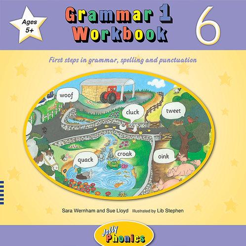 Grammar 1 Workbook 6 (in print)/グラマー1ワークブック6( in print)
