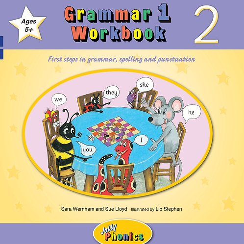 Grammar 1 Workbook 2 (in print)/グラマー1ワークブック2( in print)