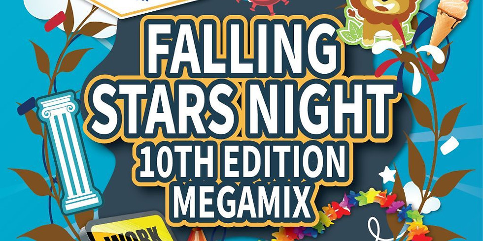 FALLING STARS NIGHT - MERCOLEDÌ 11 AGOSTO 2021 - GAVASSETO RE