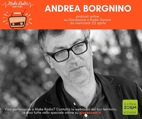 Andrea Borgnino