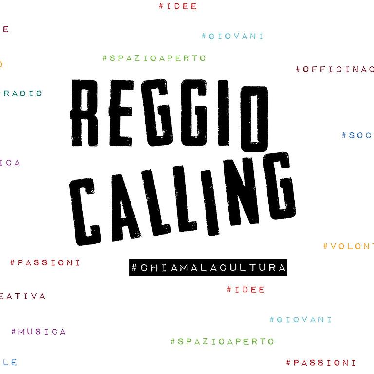 Live #2 dalla Terrazza di Reggio Calling - Ospiti JOO8, Mr.Yax & Villa