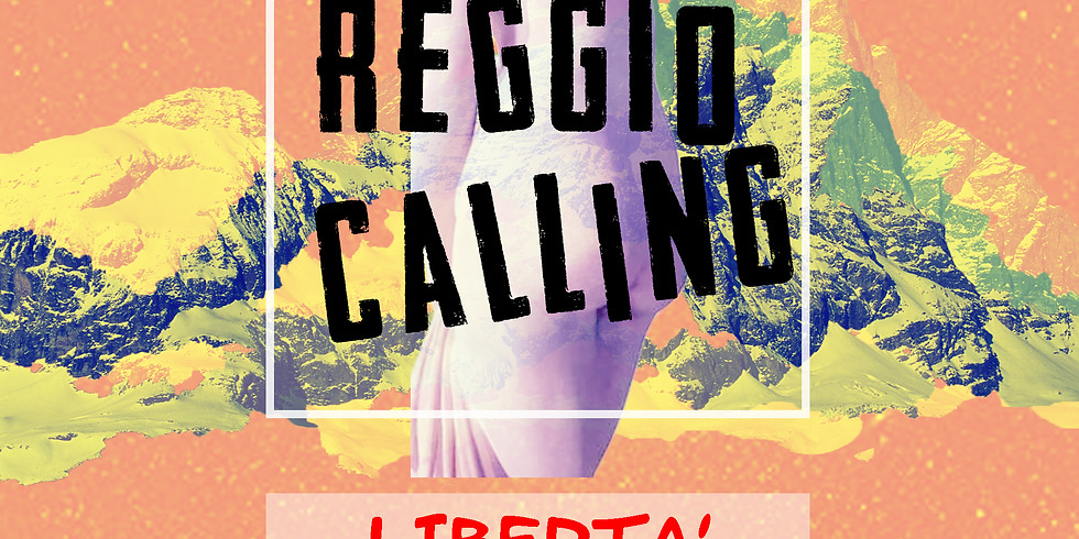 Reggio Calling NEW CHALLENGE
