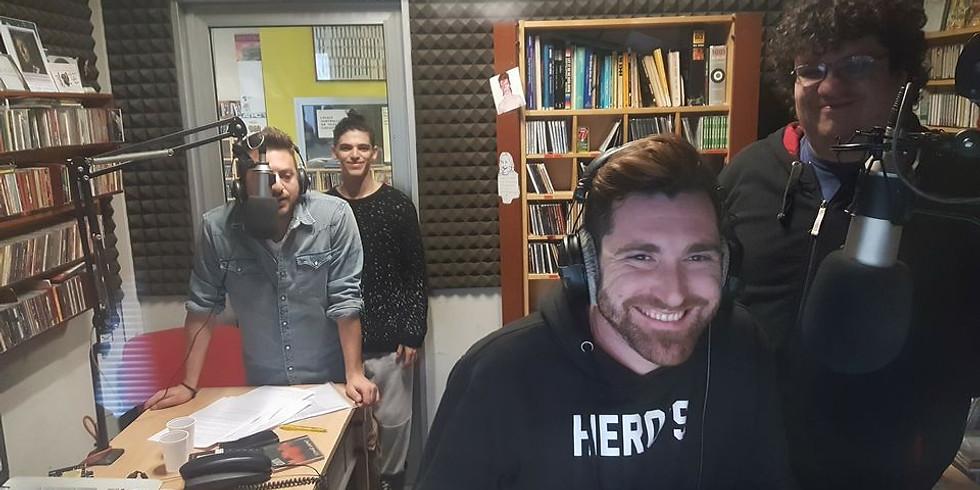 Puntata 1 di Reggio Calling Radio su Live Is Life Network