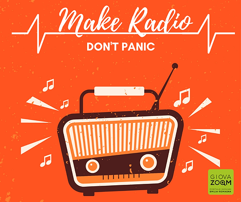MAKE RADIO DON'T PANIC