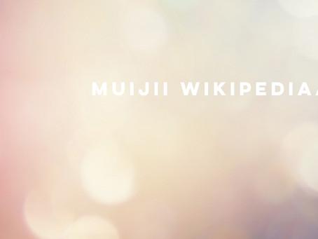 Lisää muijii Wikipediaan