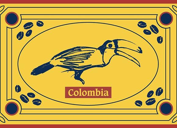 コロンビア カスフローレス農園 カフェインレス