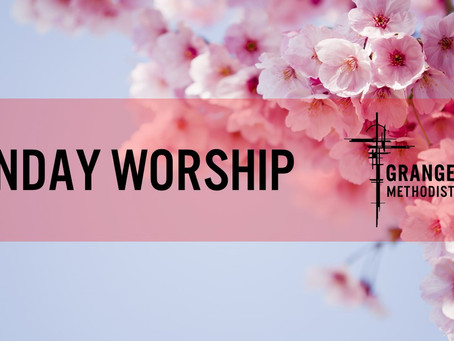Sunday Worship - 11th April