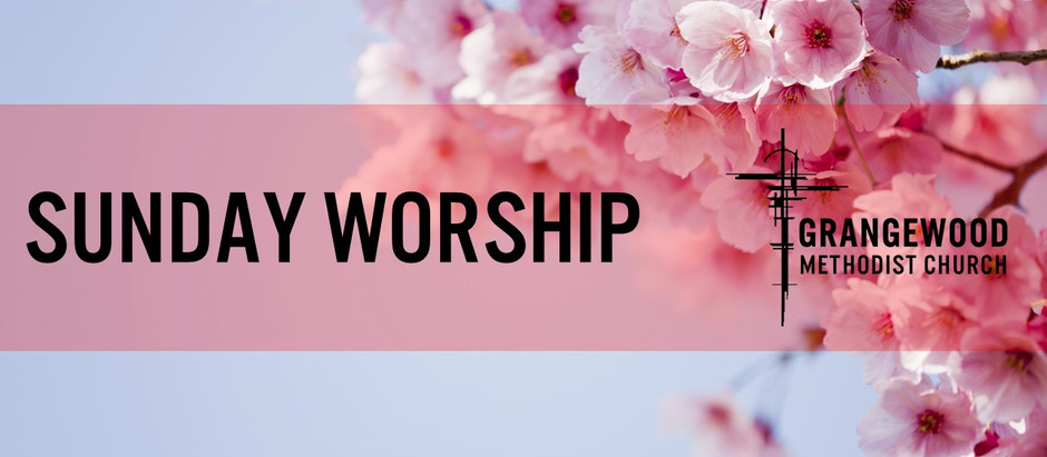 Sunday Worship - 11th April