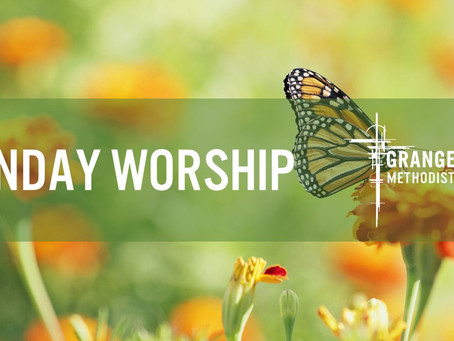 Sunday Worship - 27th June 2021