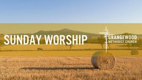 Sunday Worship - 26th September 2021 - Harvest