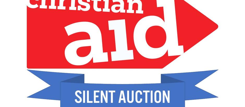 Christian Aid Silent Auction