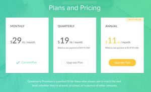 grammarly-plans-and-pricing