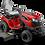 Thumbnail: RedMax Riding Lawn Mowers GT2454F