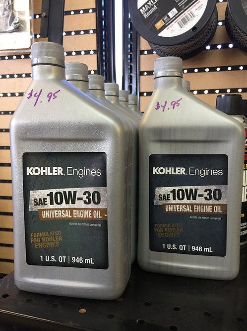 KHOLER SAE 10W-30 OIL