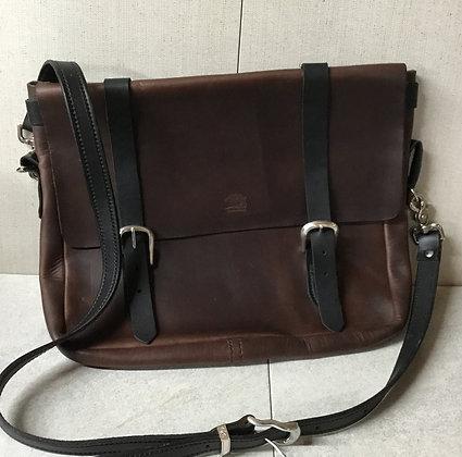 Postal Styled Cross Body Bag