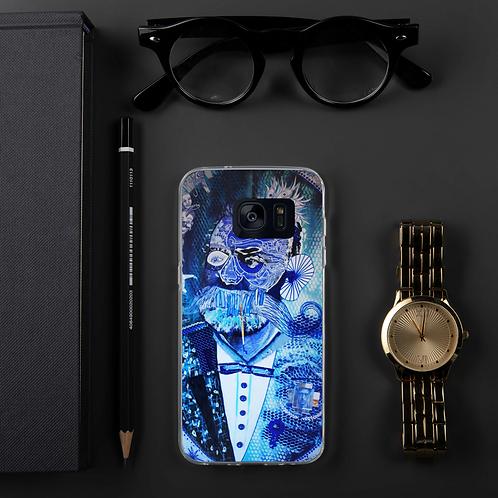 Samsung Case - Alfred Nobel - by Schirka El Creativo