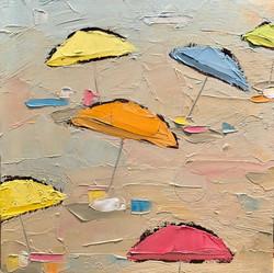 Dancing Umbrellas