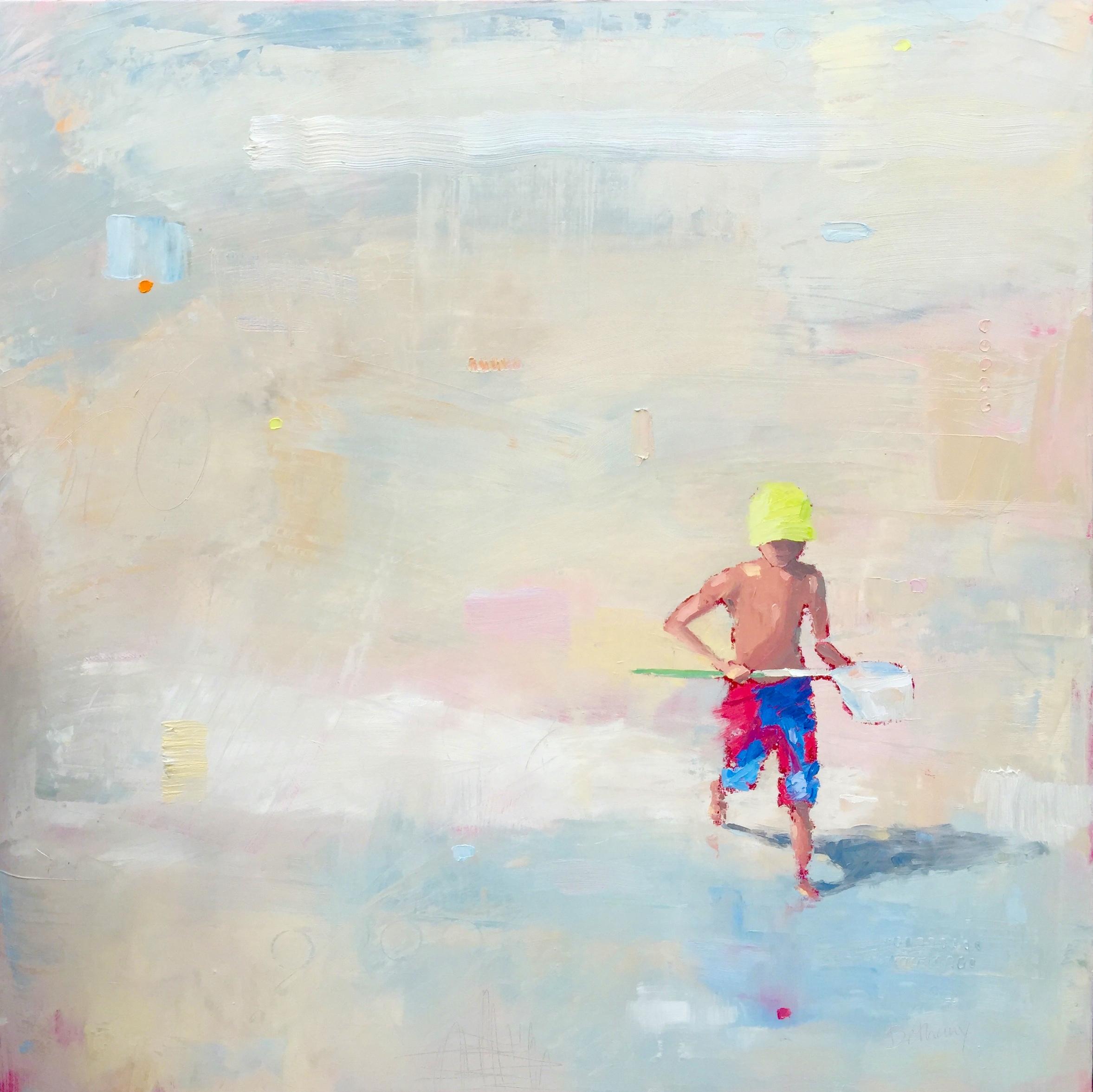 Sun-Kissed Beach Boy