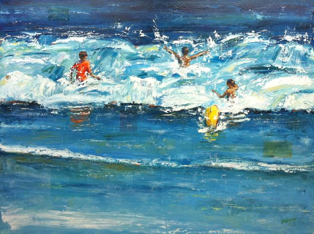 Boys in the Waves
