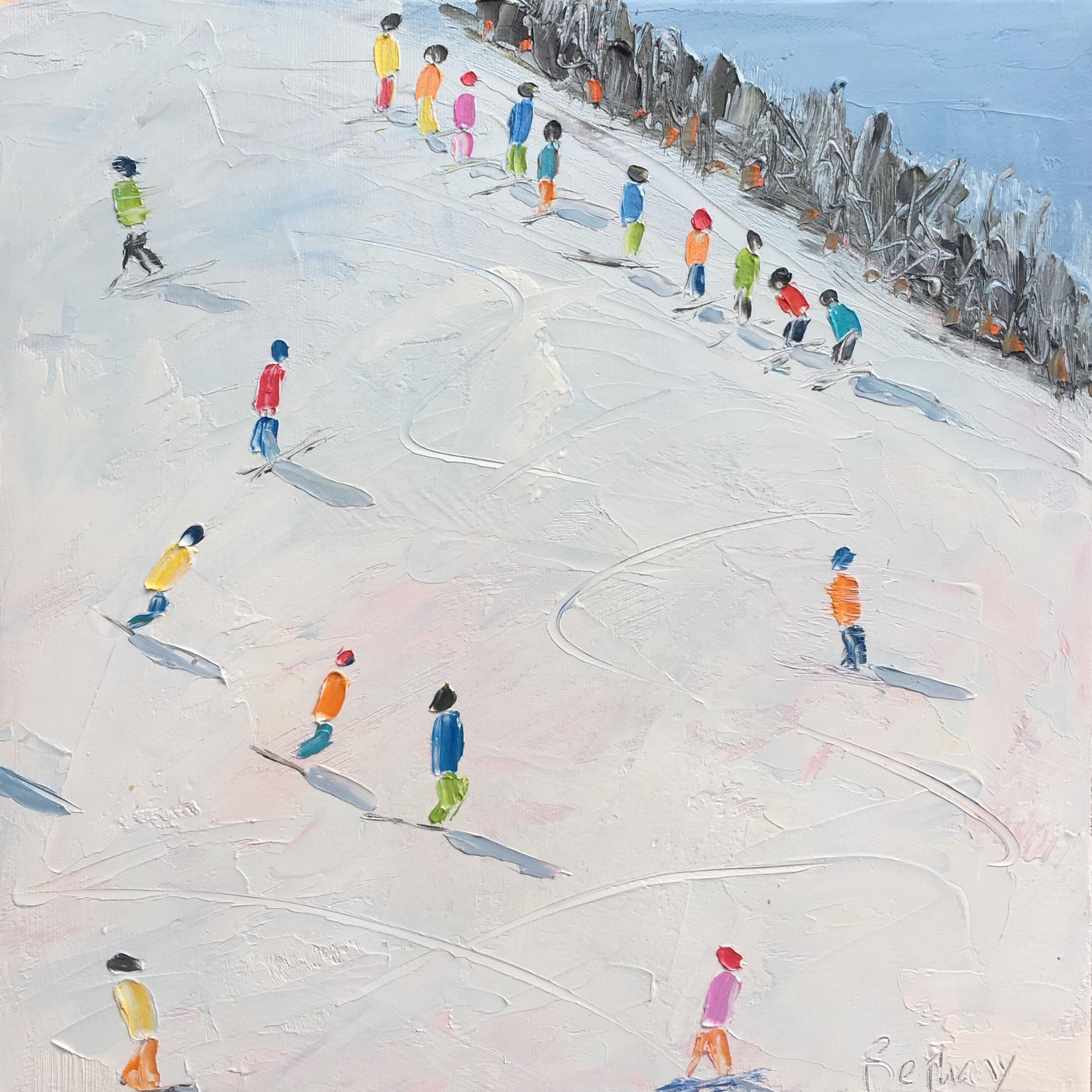 Ski Days - Morning Lessons