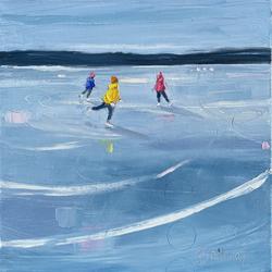 Skating in Circles