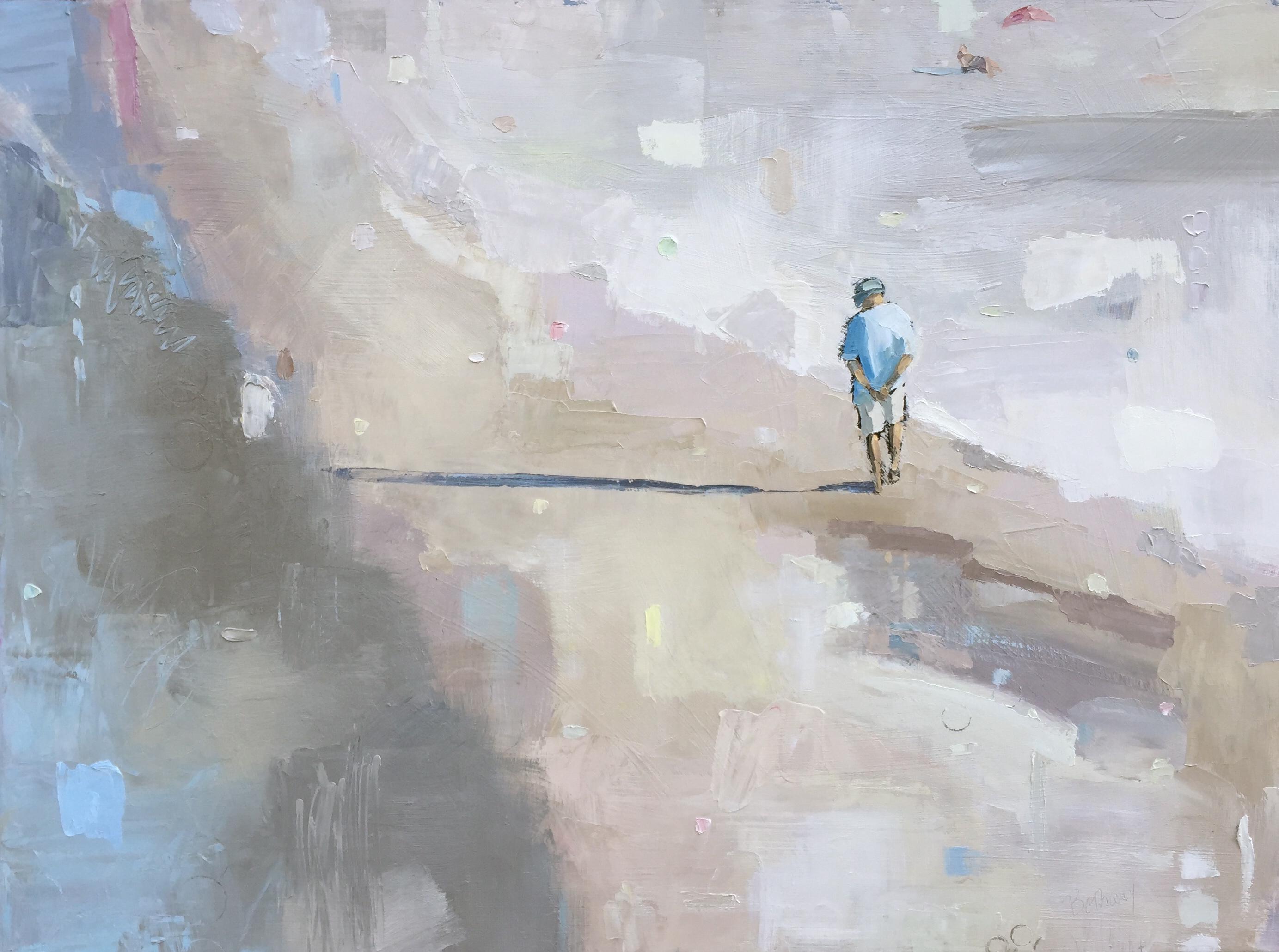 Morning. Walking. Thinking.