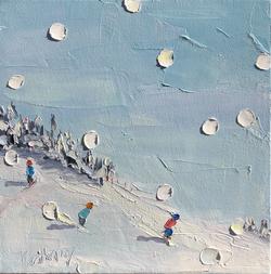 Ski Days - Light Flurries