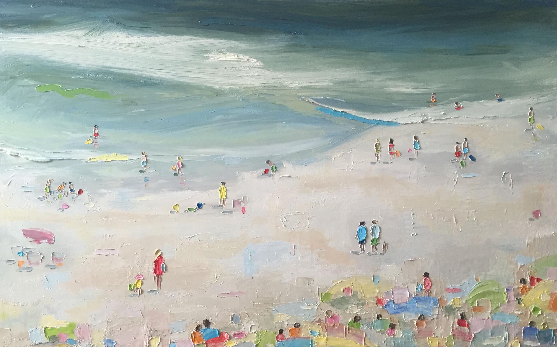Beach Days - Dog Walk