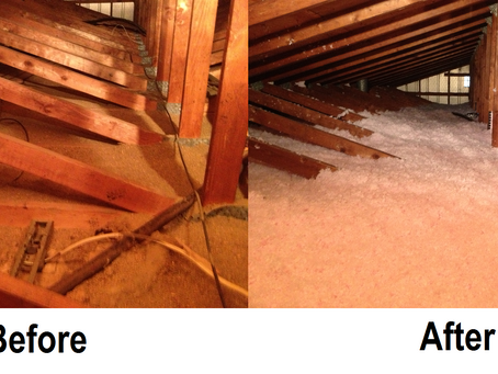 The Importance Of Attic Insulation | ABC Roofing Company, Inc.