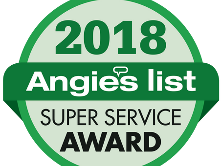 ABC Roofing Company, Inc. wins Angie's List Super Service Award 20 Consecutive Years!!