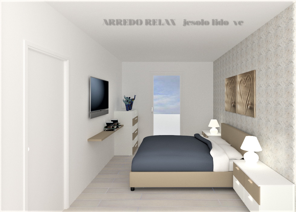 App. 7 Render Camera Matrimoniale 2